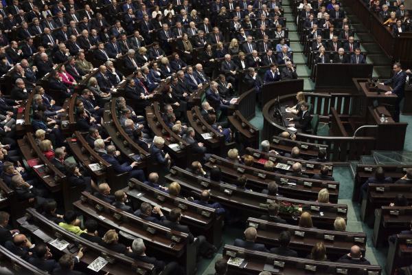 Сенат Польши признал Волынскую резню геноцидом