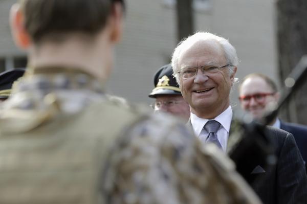 Швеция планирует восстановить призыв вармию
