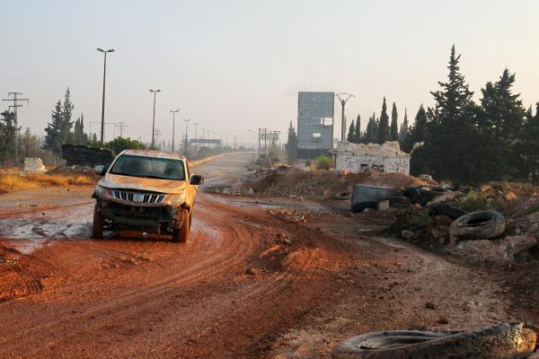 Засутки сирийская армия уничтожила пятьсот террористов вАлеппо
