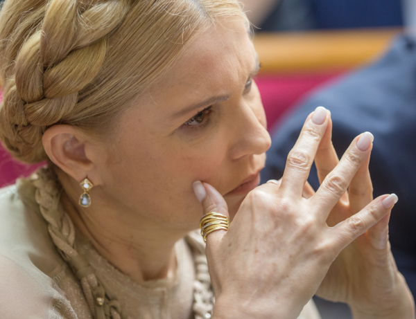 Слёзы, проклятия и безнадёжность — Тимошенко рассказала о мольбах львовчан вернуть Януковича