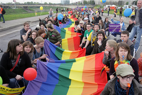 Парад геев в тольятти