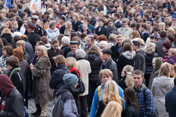 Жители России плохо относятся кСША, Украине, Турции иЕС— Опрос