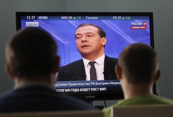 Четверть граждан России назвали «Вести недели» сКиселевым лучшей аналитической программой