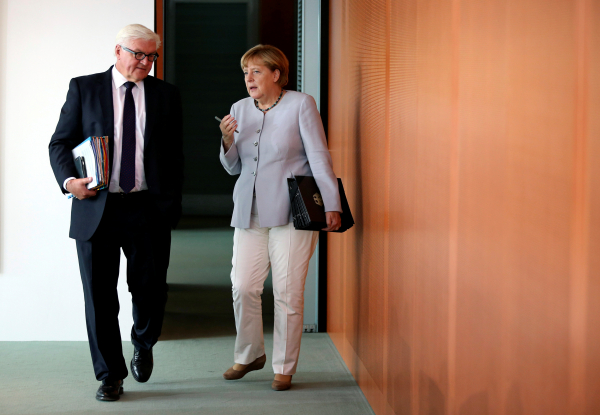 Вопрос оновых антироссийских санкциях оставит Меркель нисчем