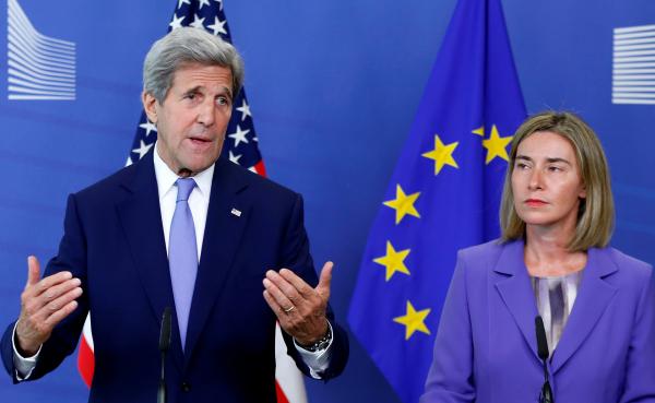 США и EC: «Джебхат ан-Нусра»— неприятель