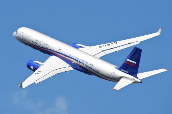 США обеспокоили планы России отправить в американское небо самолеты-разведчики