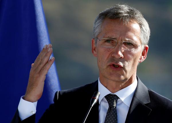 Столтенберг допустил проведение совета «НАТО— Россия» по задачам Украины