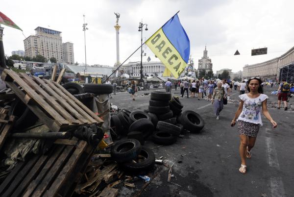 """""""Суровые годы приходят"""" - половина украинцев считает возможным третий майдан"""