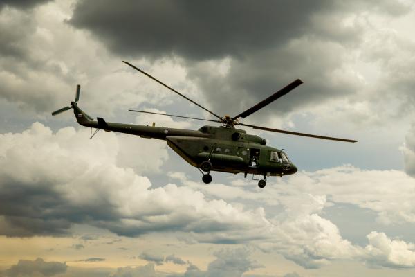 Освобожден попавший вплен кталибам экипаж вертолета Ми-17