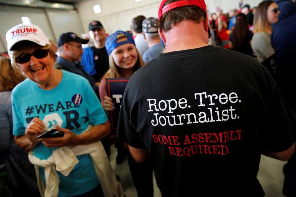 WikiLeaks уличил CNN всогласовании вопросов Трампу сдемократами