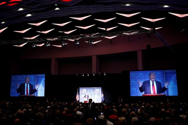 Трамп сократил отставание отКлинтон до3% — Опрос