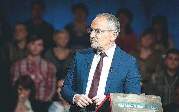 Телеведущего Савика Шустера лишили права работать на Украине