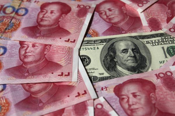 Рост ВВП Китая третьем квартале составил около 6,7% - госуправление