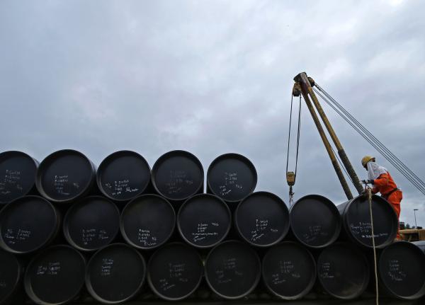 Торги вновь начались с роста цен на нефть