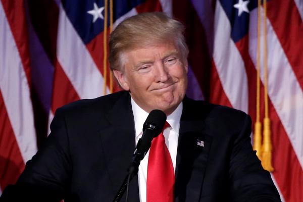 Трамп готов сотрудничать с Сирией, РФ и Ираном для борьбы с ДАИШ
