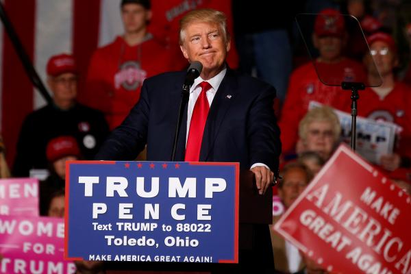 Дональд Трамп предложил отменить выборы исразу назначить его президентом