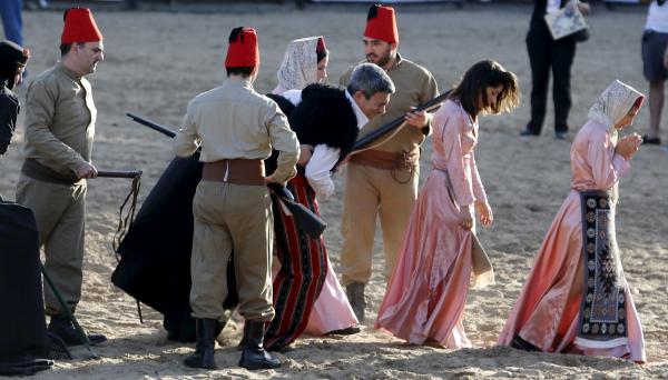 Эрдогана пригласили напосвященный «геноциду армян» концерт