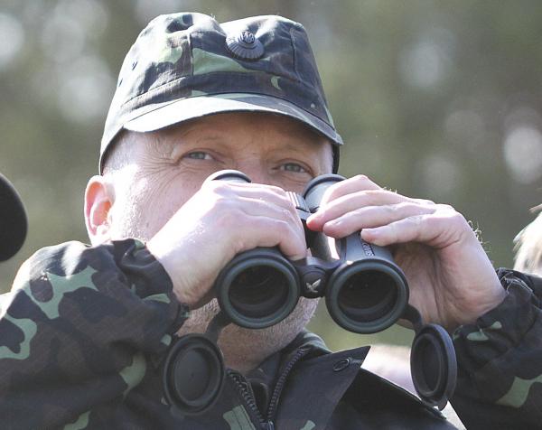 Турчинов пригрозил ввести военное положение в случае  наступления России