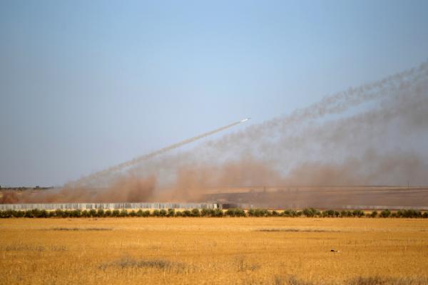 Врамках военных операций вСирии оттеррористов очищены 960 кв.км