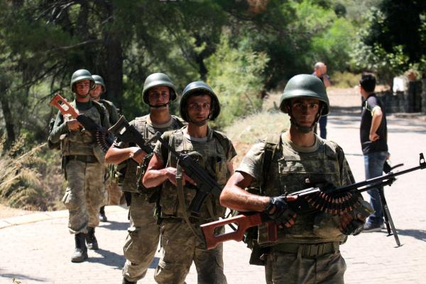 Турция отказалась от«кладбища предателей» из-за протестов