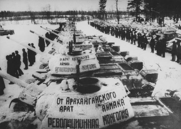 Ученые: в сравнении с монгольской помощью СССР лендлиз выглядит бледно