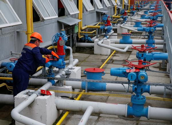 «Нафтогаз Украины» готов восстановить переговоры попоставкам газа изРФ