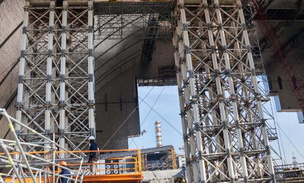 Украина отказалась платить РФ за утилизацию ядерного топлива