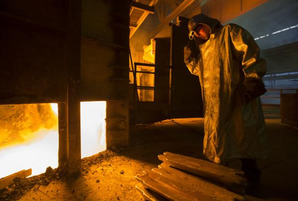Украина выпала из десятки производителей стали