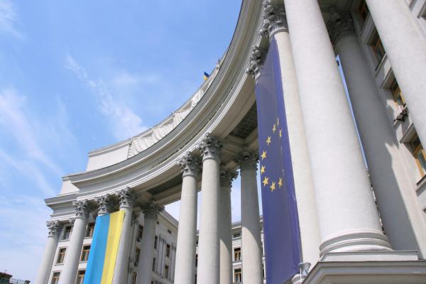 Украина хочет сохранить дипломатические отношения сРоссией