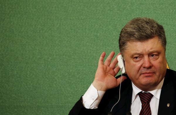 Украинское издание: Порошенко провел майские выходные в Испании, рядом с Путиным