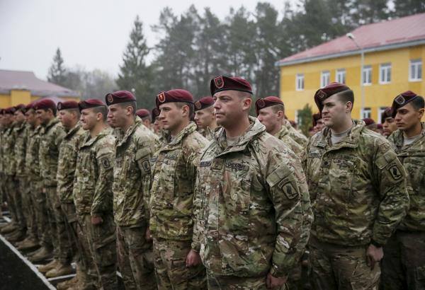 USA Today: США ограничили подготовку силовиков на Украине, чтобы не злить РФ