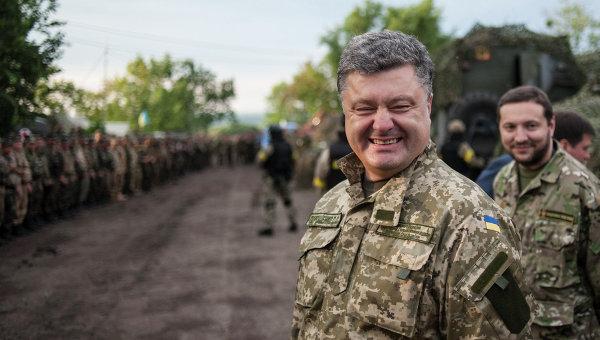 """В Госдуме осудили тягу Порошенко к """"боевой охоте на людей"""""""