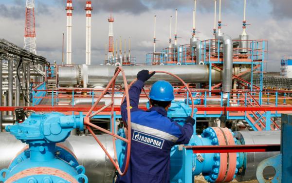 "В III квартале 2015 года ""Газпром"" нарастил экспорт газа в Турцию и ЕС на 23%"
