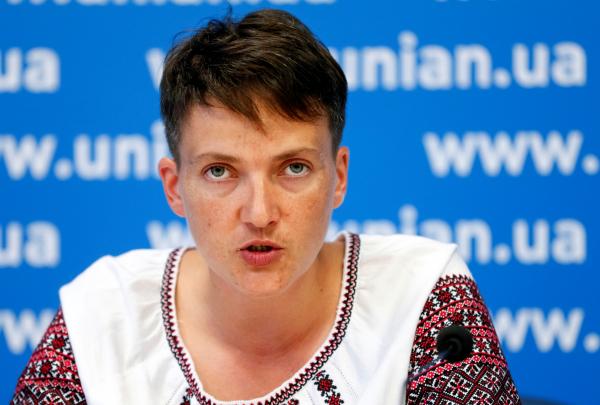 ВКиеве пояснили, почему Савченко нестоит считать агентом Кремля