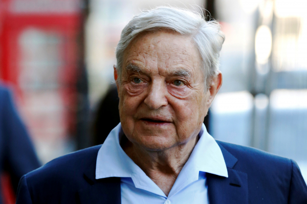 Миллиардера Сороса обвинили вразжигании протестов повсей Америке— Daily Beast