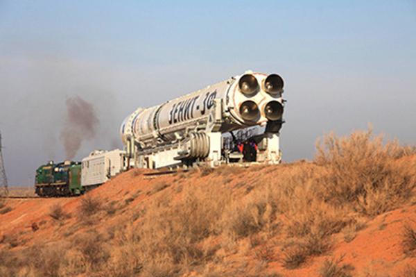 В РФ воссоздают ракету «Зенит» на метановом топливе