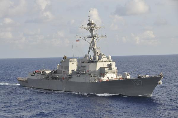 США обвинили экипаж протараненного русского корабля вподаче «ложного сигнала»