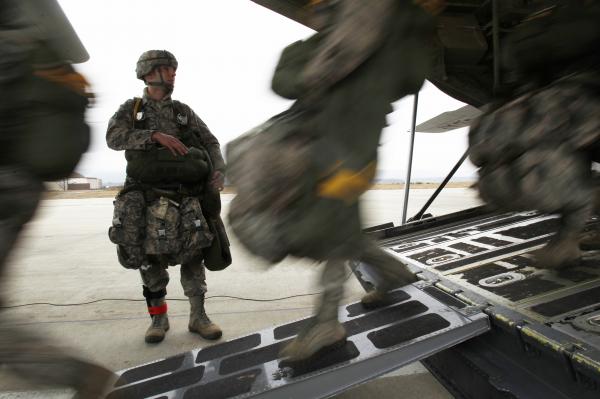 Власти Сирии назвали высадку американских войск вгосударстве вторжением