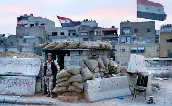 В Совфеде предложение США о зонах влияния в Сирии сравнили с разделом Германии