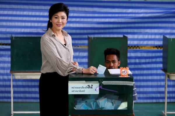 ВТаиланде стартовал референдум относительно новейшей конституции