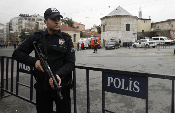 ¬ турецком городе ƒи¤рбакыр прогремел мощный взрыв