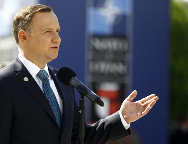 ВВерховный суд Польши пожаловались напрезидента страны