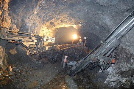 Секс на 1 2 раза в шахте