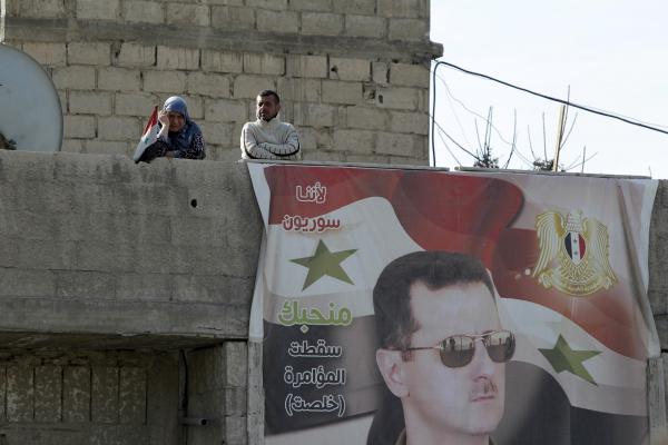 ВКП настаивает на уходе Асада для начала переходного периода в Сирии