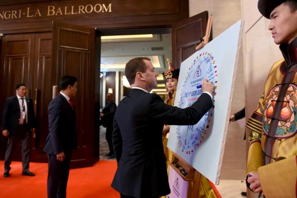 КЕАЭС может присоединиться Монголия