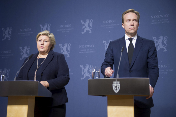 ВМИД Норвегии назвали аннексию Крыма несоблюдением интернационального права
