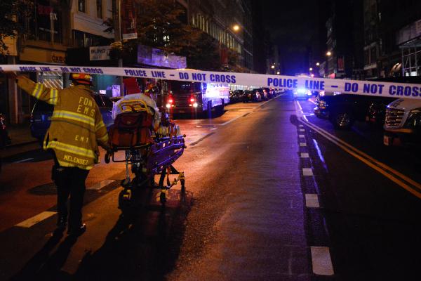 Власти признали взрывы вНью-Йорке иНью-Джерси терактами