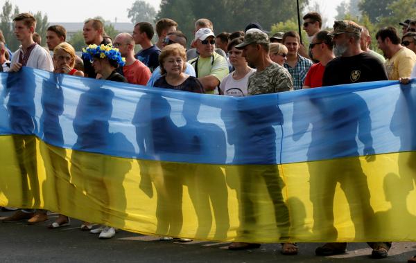 Власти Украины обвинили Москву в занижении численности украинцев в России