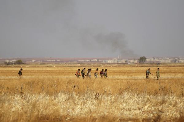 Турция проинформировала обуничтожении неменее 160 объектов «Исламского государства»