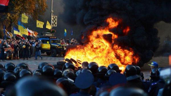 Во Франции назвали фильм Морейры о Майдане'глотком свежего воздуха
